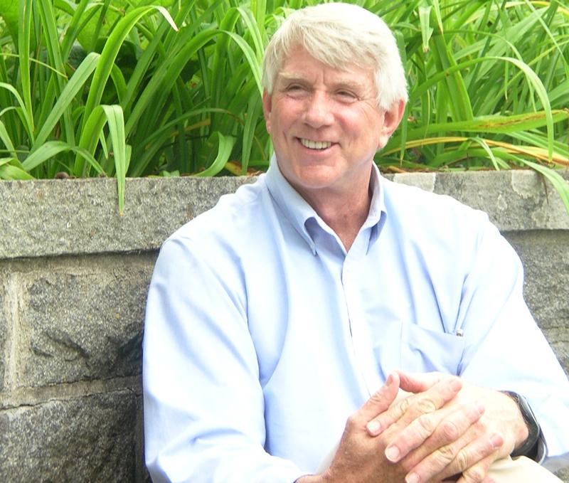 David Hales, former COA president.