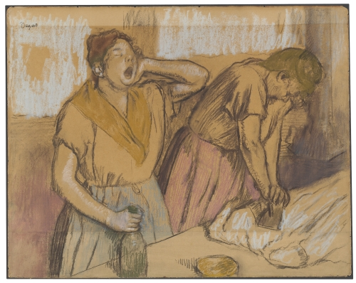Degas_Les_repasseuses_Courtesy Dyke Collection and National Gallery of Art