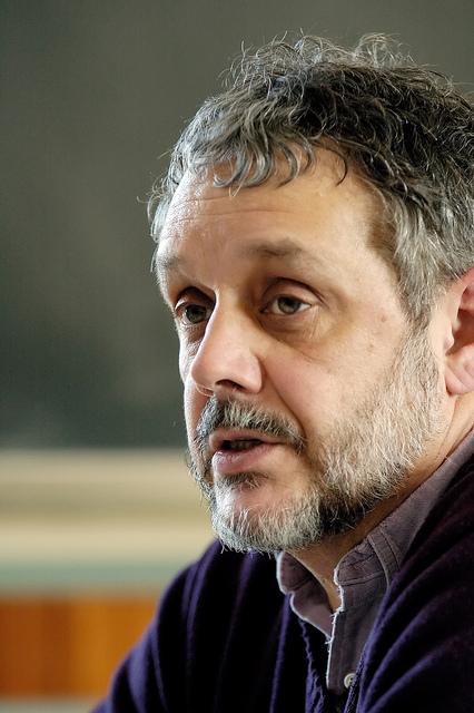Richard J. Borden, 2014 Face of Human Ecology