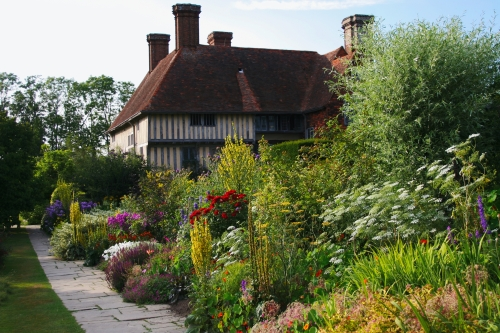 The gardens at Great Dixter
